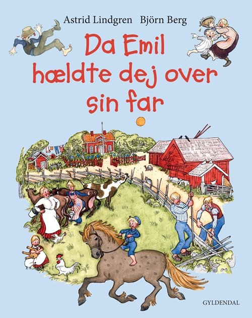 Billede af Da Emil Hældte Dej Over Sin Far - Astrid Lindgren - Bog