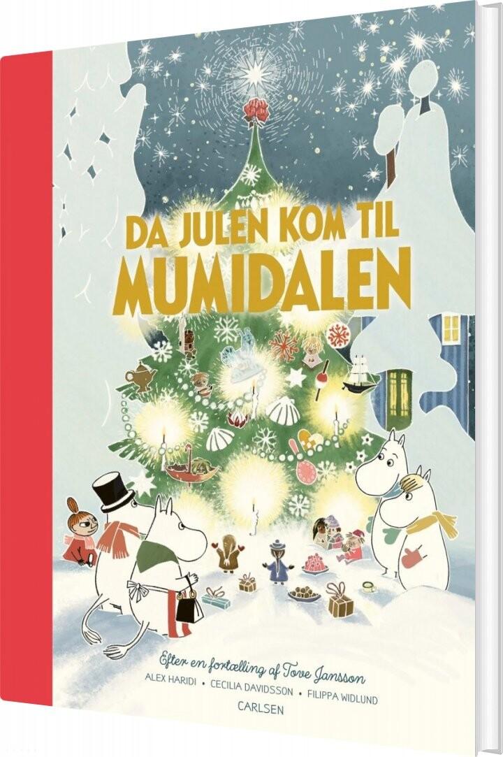 Billede af Da Julen Kom Til Mumidalen - Bog