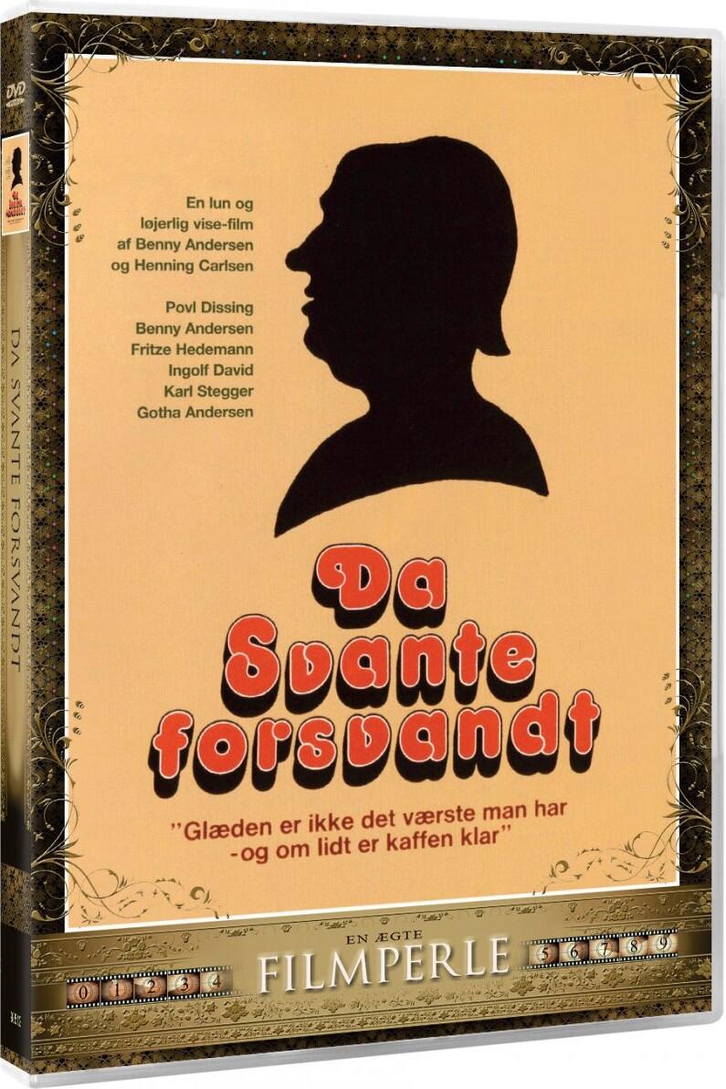 Image of   Da Svante Forsvandt - DVD - Film