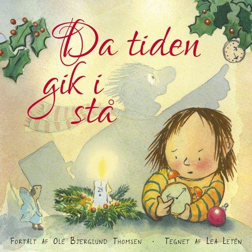 Da Tiden Gik I Stå - Ole Bjerglund Thomsen - Bog