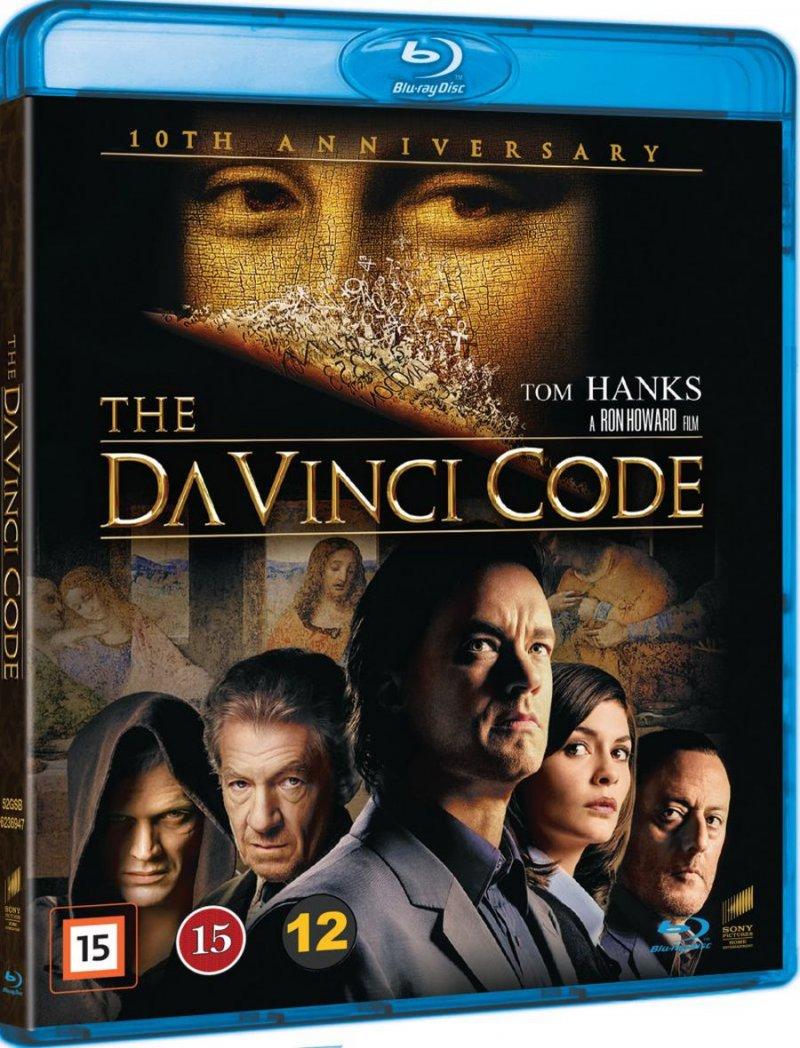 Image of   Da Vinci Mysteriet / The Da Vinci Code - Collectors Edition - Blu-Ray