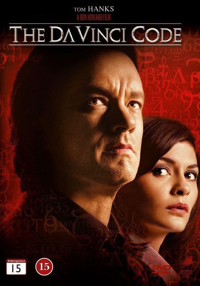 Image of   Da Vinci Mysteriet / The Da Vinci Code - DVD - Film