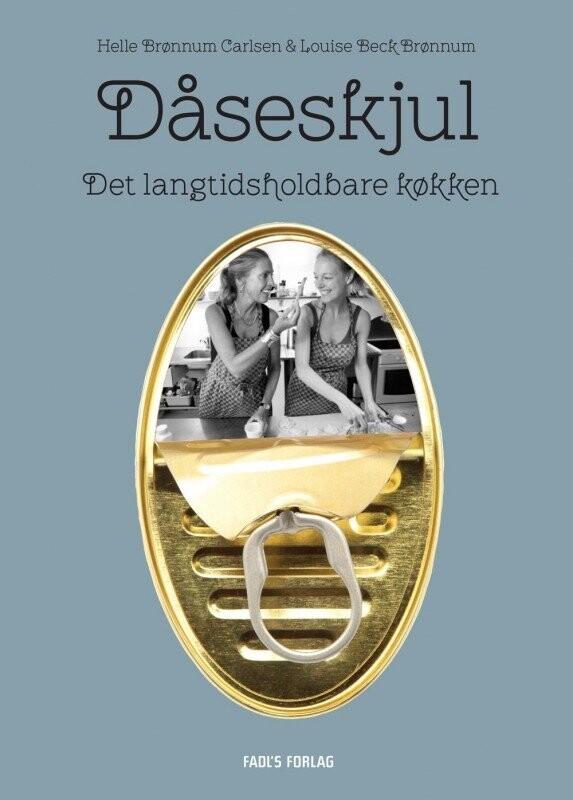 Image of   Dåseskjul - Helle Brønnum - Bog