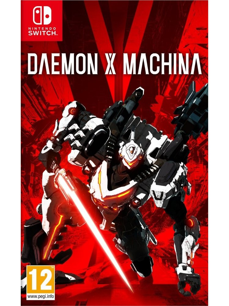 Image of   Daemon X Machina - Nintendo Switch