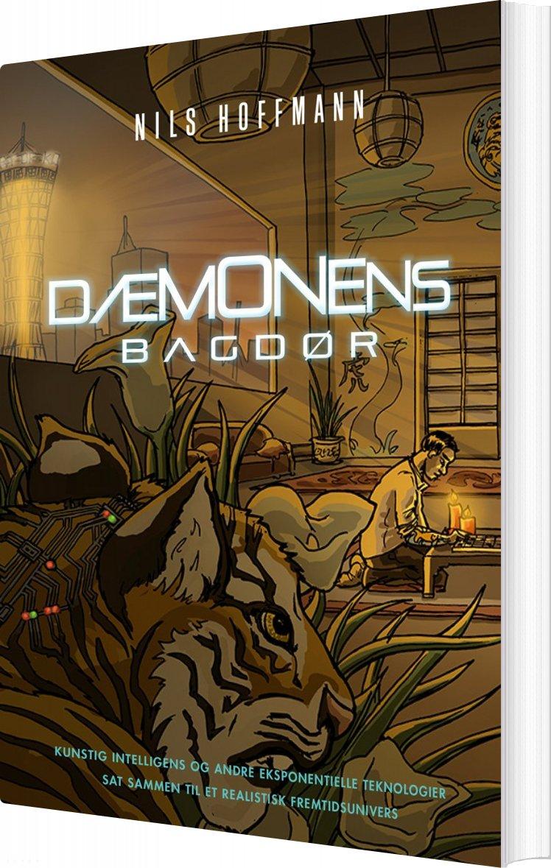 Image of   Dæmonens Bagdør - Nils Hoffmann - Bog