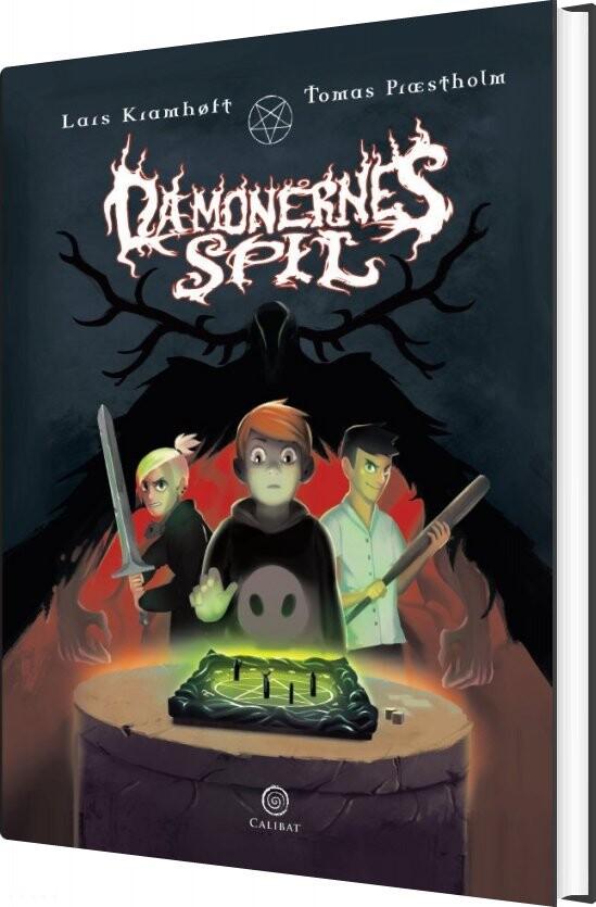 Image of   Dæmonernes Spil - Lars Kramhøft - Bog