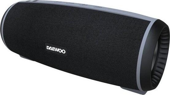 Image of   Daewoo Dbt-10 - Trådløs Bluetooth Højtaler 12w - Sort