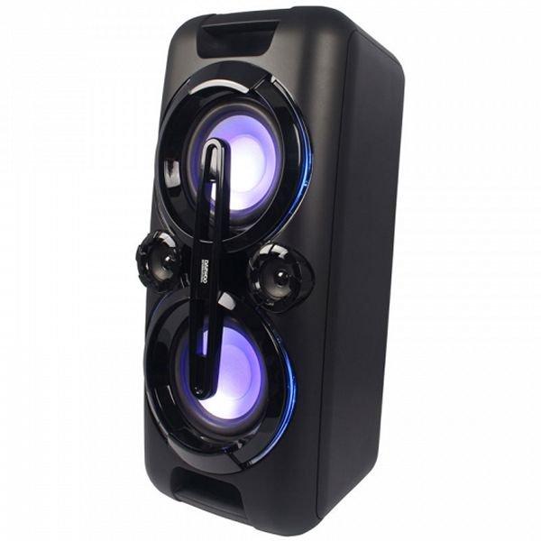 Image of   Daewoo Dsk-500 - Trådløs Bluetooth Højtaler Med Fm Radio 60w - Sort