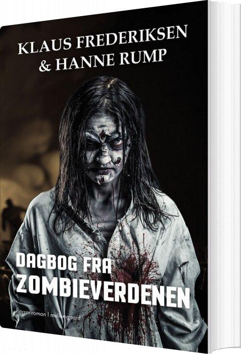 Dagbog Fra Zombieverdenen - Klaus Frederiksen - Bog