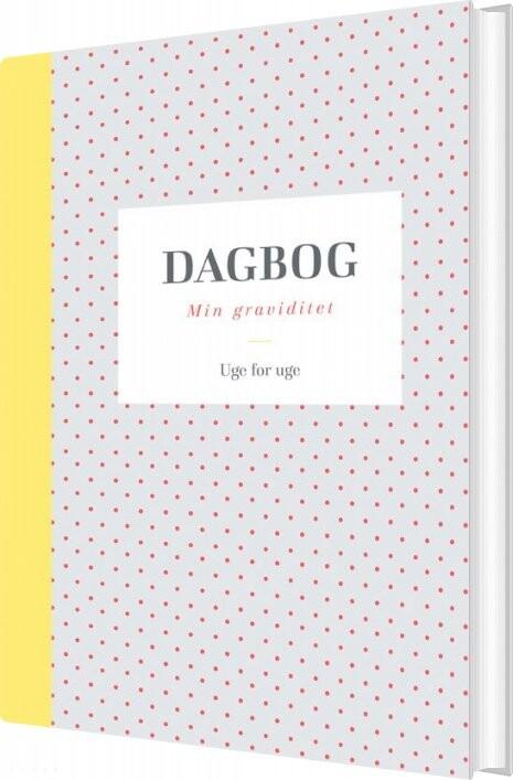 Image of   Dagbog: Min Graviditet - Jonna Nørgård Pedersen - Bog