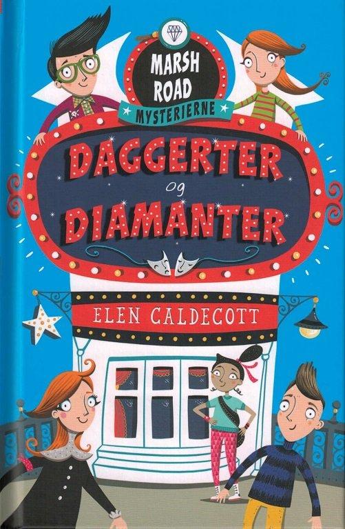 Daggerter Og Diamanter - Elen Caldecott - Bog