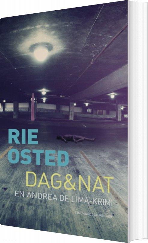 Dag&nat - Rie Osted - Bog