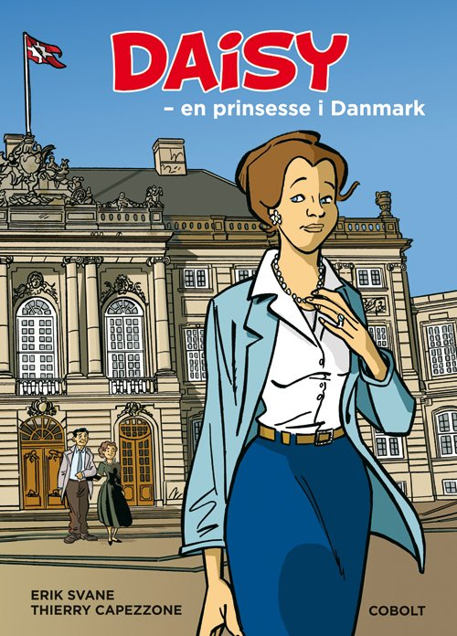 Image of   Daisy - En Prinsesse I Danmark - Thierry Capezzone - Tegneserie