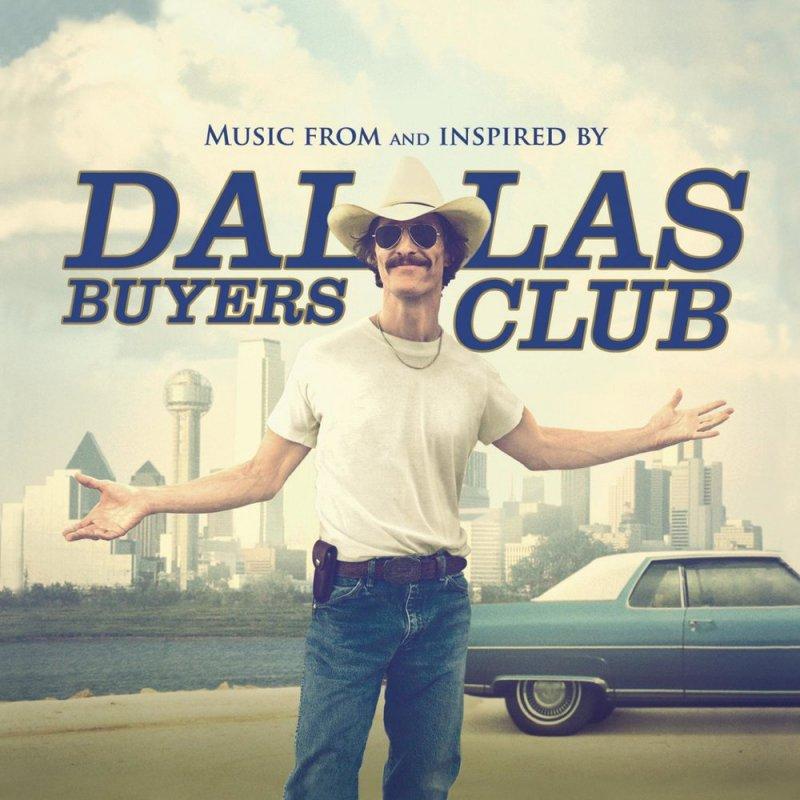 Image of   Dallas Buyers Club Soundtrack - Vinyl / LP