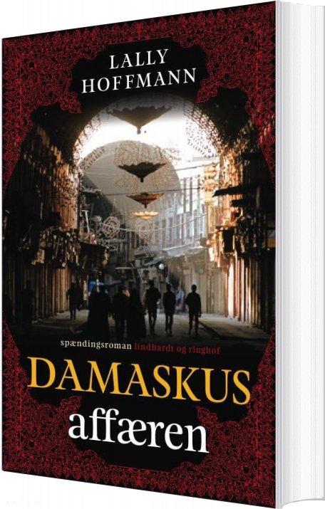 Damaskus Affæren - Lally Hoffmann - Bog