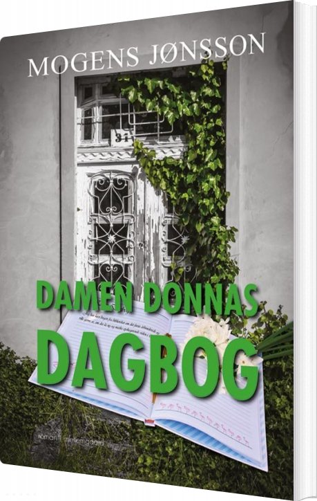 Image of   Damen Donnas Dagbog - Mogens Jønsson - Bog