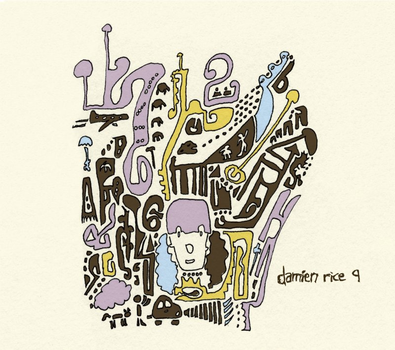 Image of   Damien Rice - 9 - CD