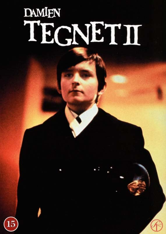 Image of   Damien - Tegnet 2 - DVD - Film