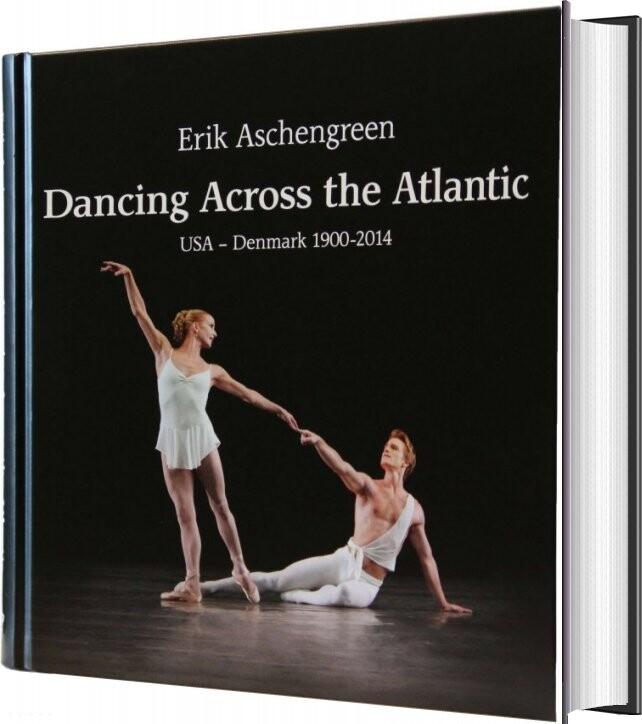 Image of   Dancing Across The Atlantic - Erik Aschengreen - Bog