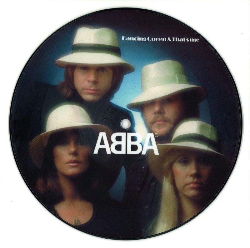 """Image of   Abba - Dancing Queen - 7"""" Picture Disc - Vinyl / LP"""