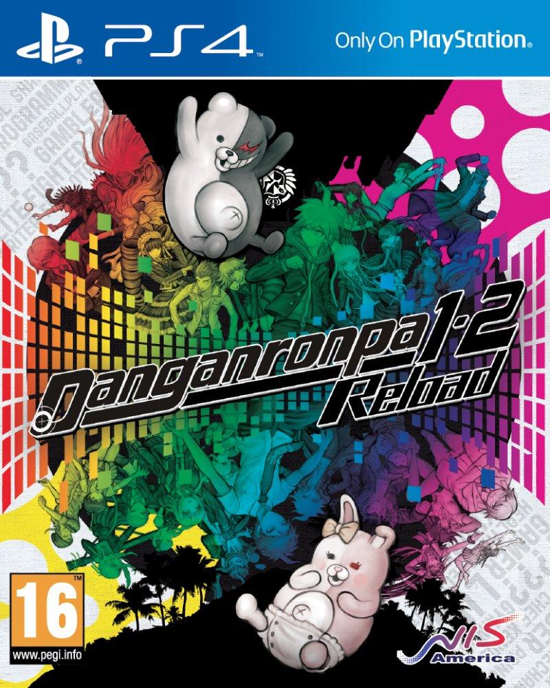 Image of   Danganronpa 1 - 2 Reload - PS4