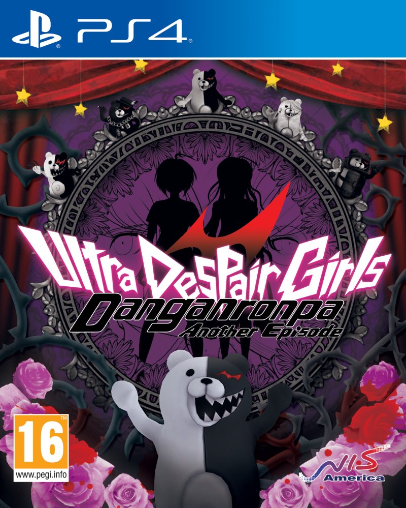 Image of   Danganronpa Another Episode: Ultra Despair Girls - PS4