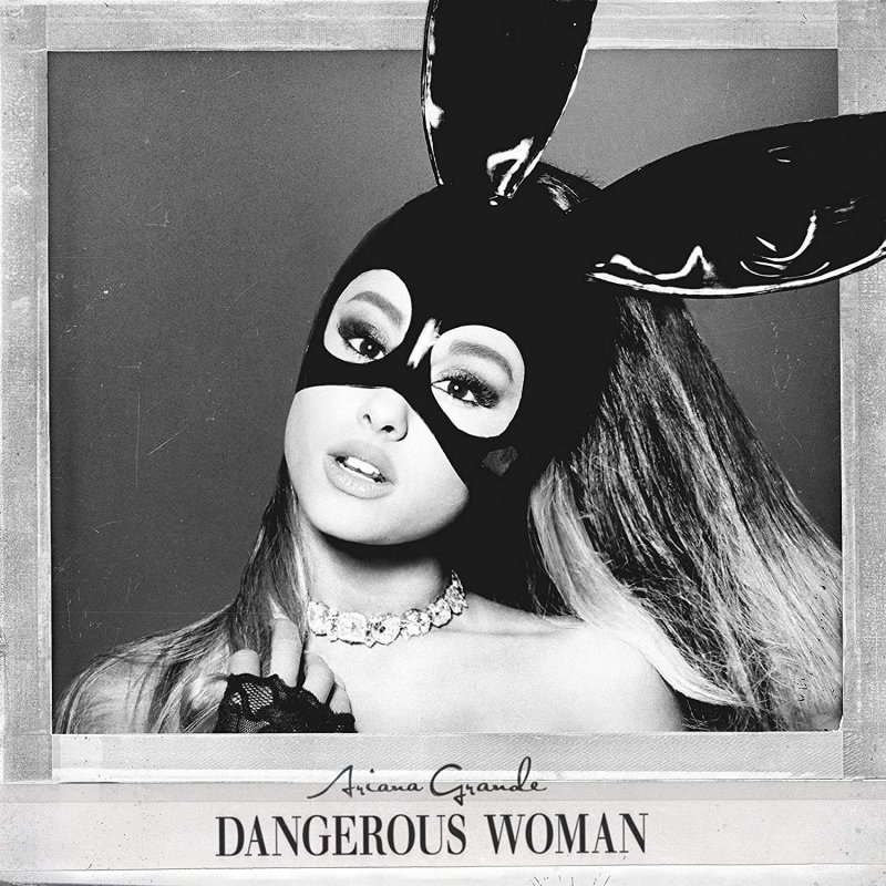 Image of   Ariana Grande - Dangerous Woman - CD