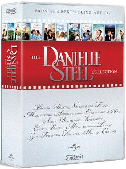 Billede af Danielle Steel Film Boks - DVD - Film