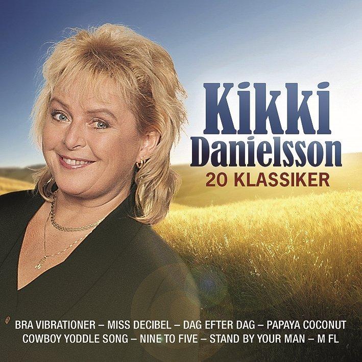 Image of   Kikki Danielsson - 20 Klassiker - CD