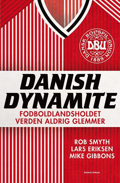 Image of   Danish Dynamite - Lars Eriksen - Bog