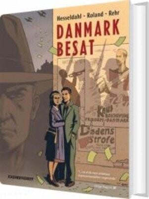 Danmark Besat - Morten Hesseldahl - Bog