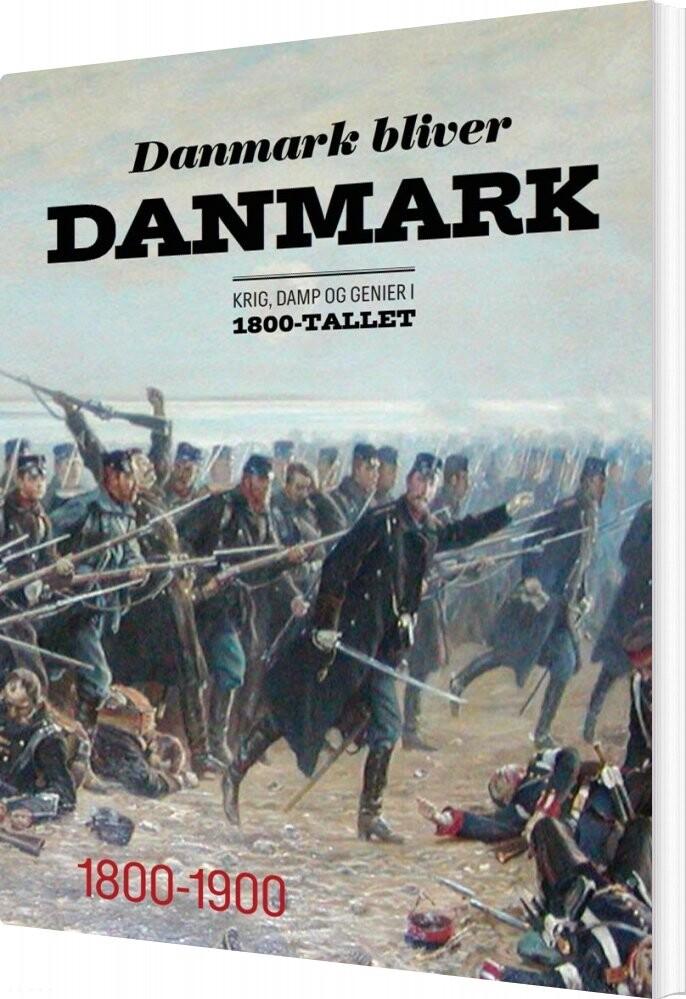 Image of   Danmark Bliver Danmark - Diverse - Bog