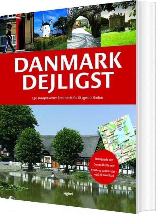 Image of   Danmark Dejligst - Søren Olsen - Bog