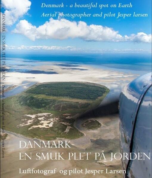 Billede af Danmark - En Smuk Plet På Jorden - Jesper Larsen - Bog