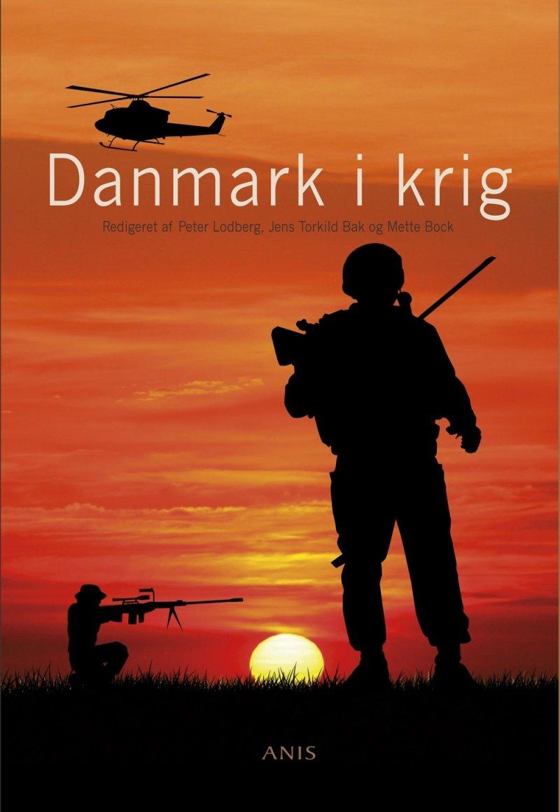 Danmark I Krig - Peter Lodberg - Bog