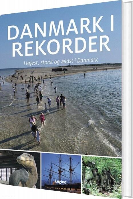 Image of   Danmark I Rekorder - Jørgen Hansen - Bog
