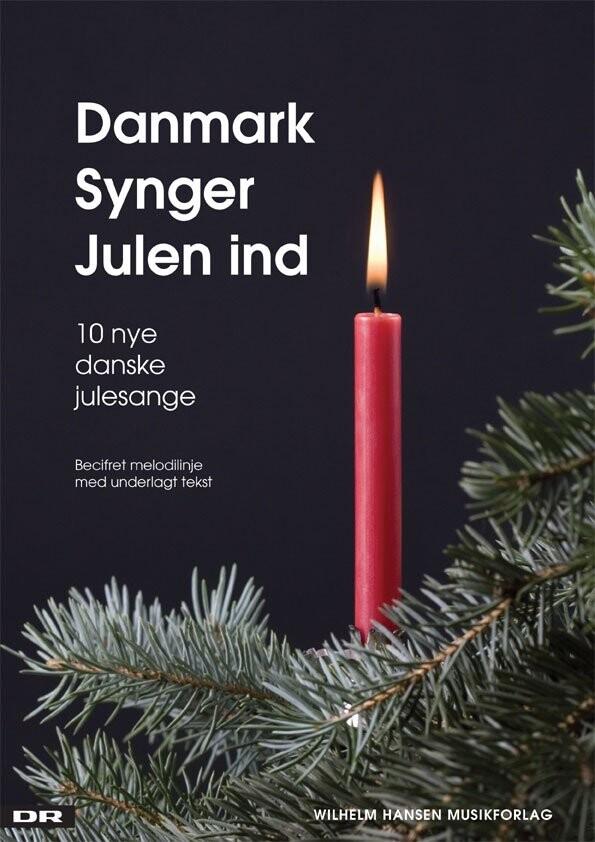 Image of   Danmark Synger Julen Ind - Diverse - Bog