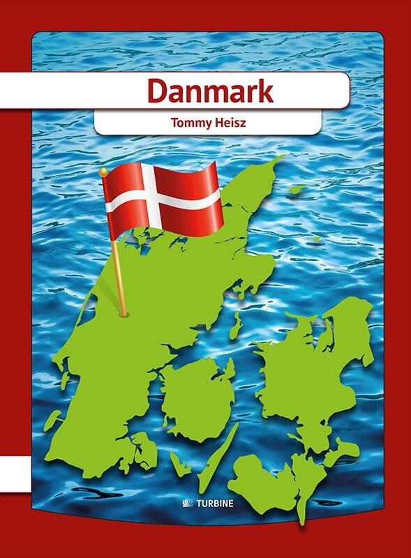 Danmark Bog - Tommy Heisz - Bog