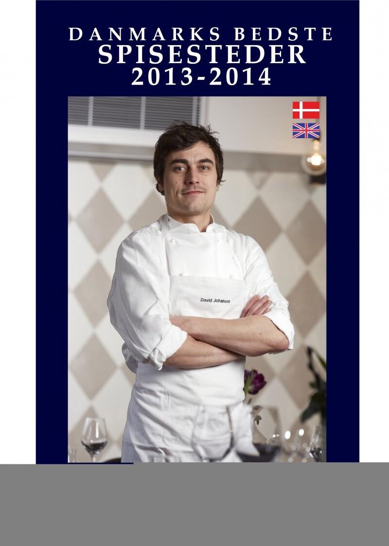 Danmarks Bedste Spisesteder 2013-2014 - Henrik Oldenburg - Bog