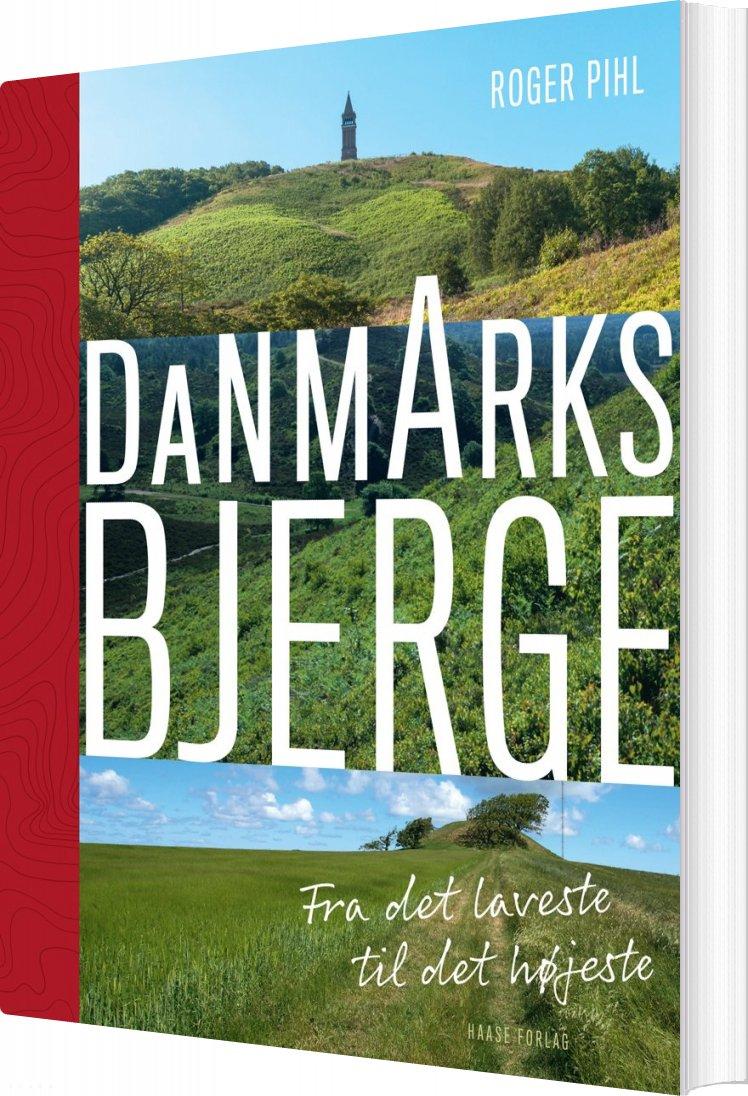 Image of   Danmarks Bjerge (pocket) - Roger Pihl - Bog