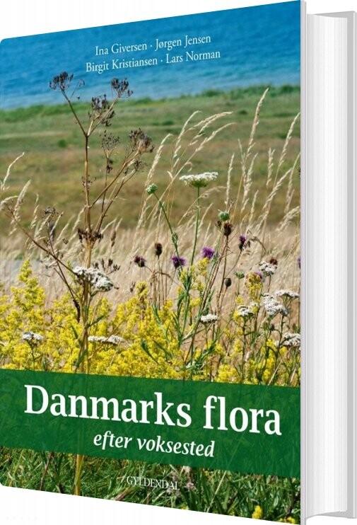 Image of   Danmarks Flora - Jørgen Jensen - Bog