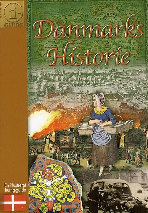 Danmarks Historie - Lilian Kingo - Bog