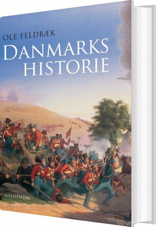 Image of   Danmarks Historie - Ole Feldbæk - Bog