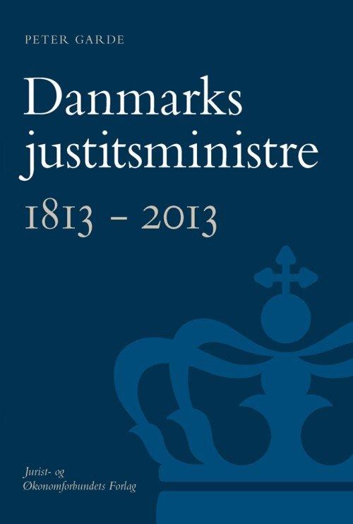 Billede af Danmarks Justitsministre - Peter Garde - Bog