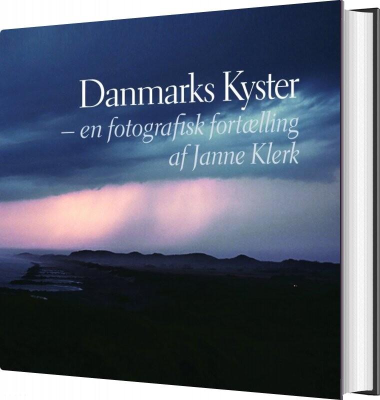 Image of   Danmarks Kyster - Janne Klerk - Bog
