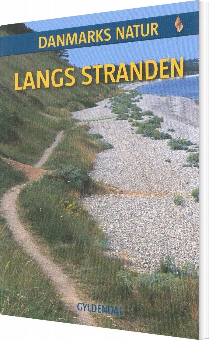 Image of   Danmarks Natur Langs Stranden - Ole Frank Jørgensen - Bog