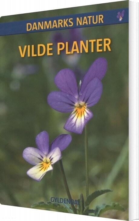 Image of   Danmarks Natur Vilde Planter - Dorte Rhode Nissen - Bog