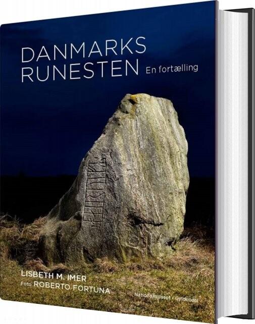 Image of   Danmarks Runesten - Lisbeth M. Imer - Bog
