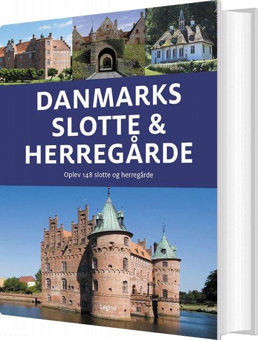 Image of   Danmarks Slotte & Herregårde - Jørgen Hansen - Bog