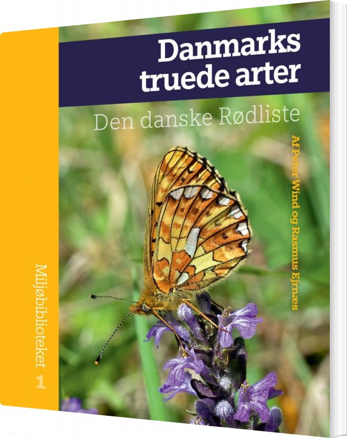 Image of   Danmarks Truede Arter - Peter Wind - Bog